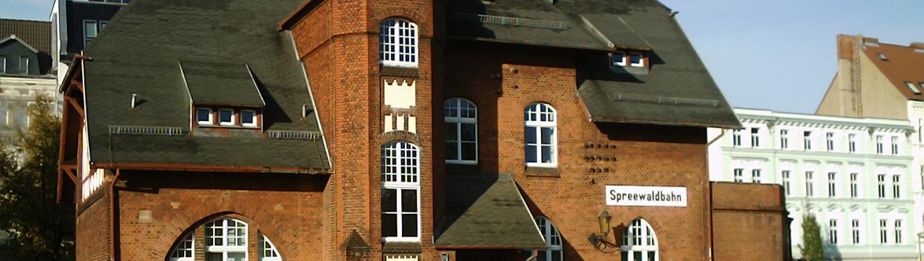 Spreewaldbahnhof Cottbus