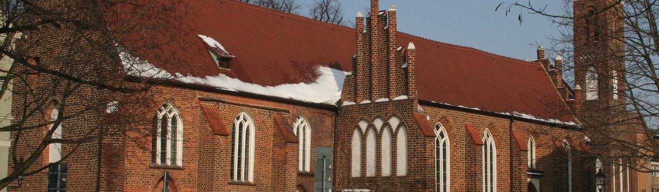 Die Klosterkirche - der älteste erhaltene Sakralbau der Stadt