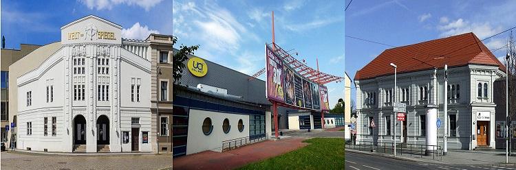 Kinos in Cottbus im Wandel der Zeiten
